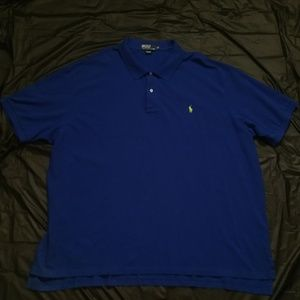Polo Ralph Lauren Big Tall Polo Shirt